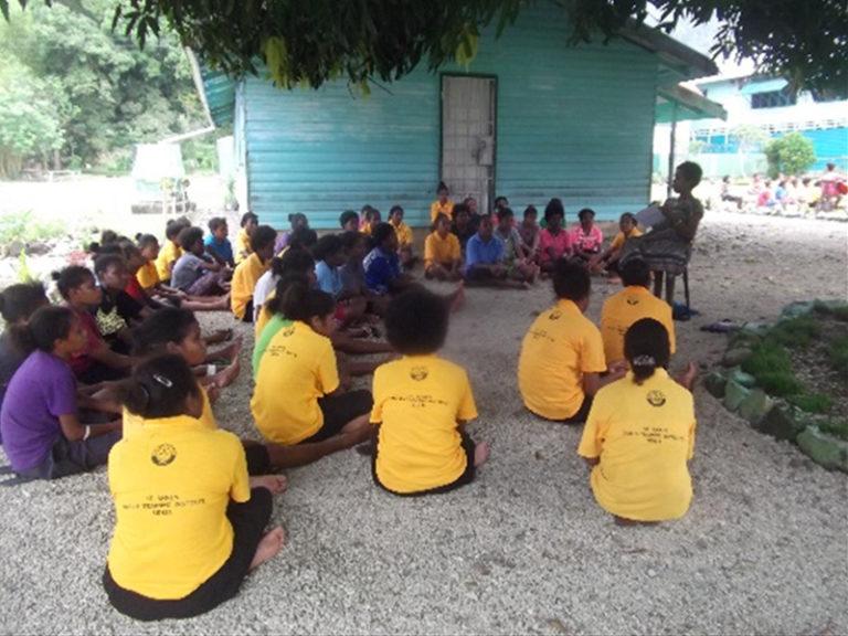 Papua Nuova Guinea – Sideia Island