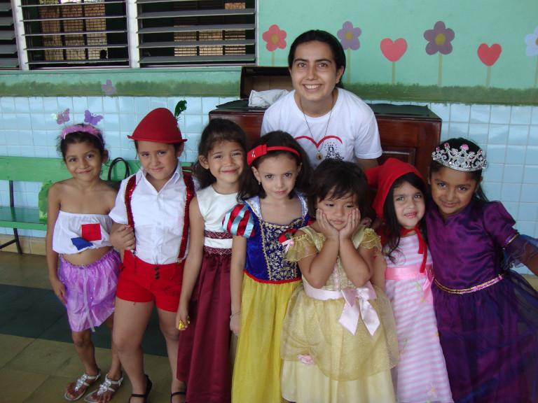 """149 – Scuola """"Maria Mazzarello"""" – Honduras"""